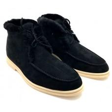 Ботинки Loro Piana 8671-luxe2R