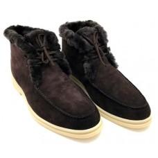 Ботинки Loro Piana 8671-luxe3R