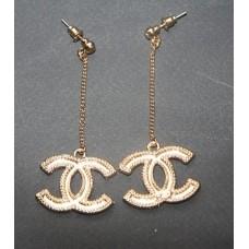 Серьги Chanel 400-2R