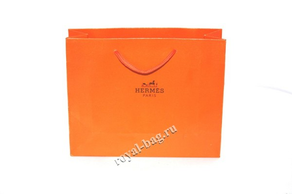 Подарочный пакет Hermes ( большой )
