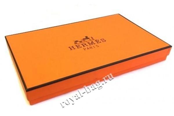 Подарочная коробка для платков Hermes