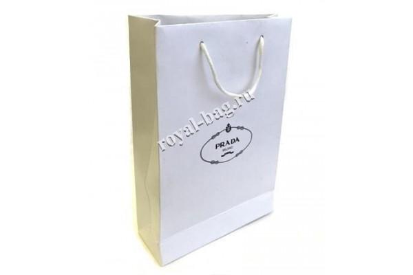 Подарочный пакет Prada ( средний )