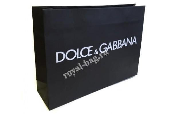 Подарочный пакет Dolce&Gabbana ( средний )