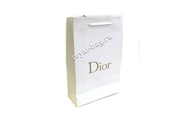 Подарочный пакет Dior ( маленький )