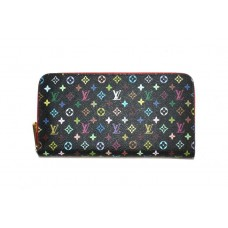 Кошелек Louis Vuitton multicolor Zippy Wallet 60017-3R