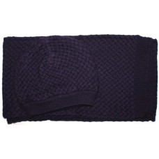 Комплект: шапка и шарф Bottega Veneta 601-4R