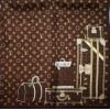 Шелковый платок Louis Vuitton 8283-luxe1R