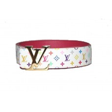 Ремень Louis Vuitton multicolor 9846R