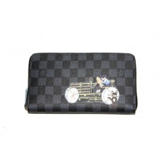 Кошелек-клатч Louis Vuitton  Zippy Wallet 63077R