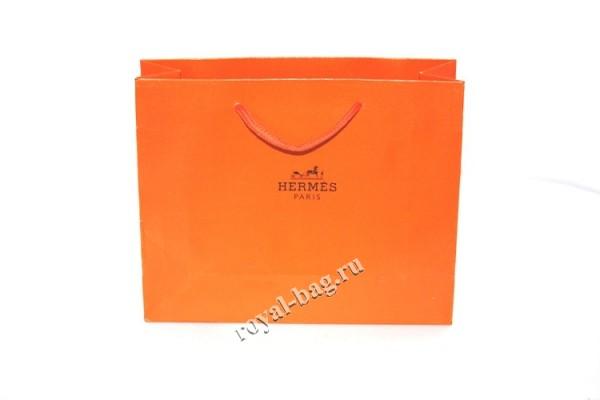 Пакет подарочный Hermes (маленький)