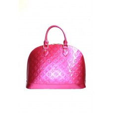 Сумка Louis Vuitton Vernis Alma MM 91693R