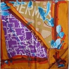 Шейный платок Hermes 9045R