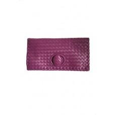 Клатч Bottega Veneta Fold-Over Nappa Clutch 8608-4R
