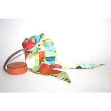Шелковый шарфик Hermes 4075R