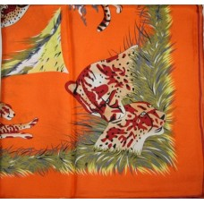 Шейный платок HERMES 5052R