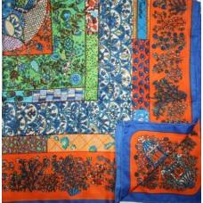 Шелковый платок HERMES 6025R