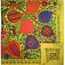 Шелковый платок HERMES 6023R
