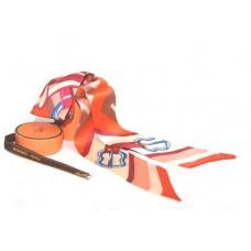Шелковый шарфик Hermes 4015R