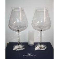 Набор бокалов под вино Swarovski 22024-luxe-R