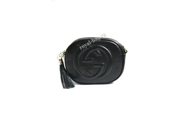 Сумка Gucci soho mini chain bag 353965R