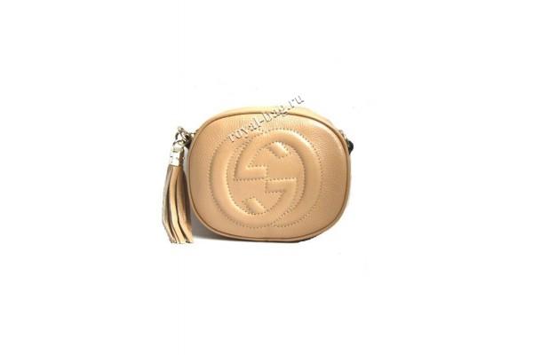 Сумка Gucci soho mini chain bag 353965-3R