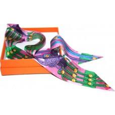 Шелковый шарфик Hermes 4072R