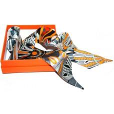 Шелковый шарфик Hermes 4067R