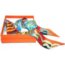 Шелковый шарфик Hermes 4031R