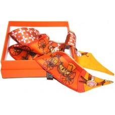 Шелковый шарфик Hermes 901112R